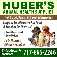 Huber's Animal Health Supplies
