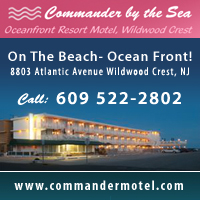 Commander By The Sea