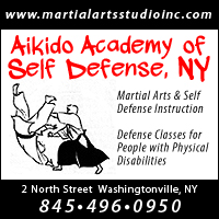 Aikido Academy of Self Defense, NY
