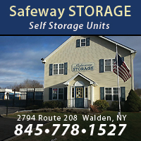Self Storage Units in Walden, NY-Safeway Storage