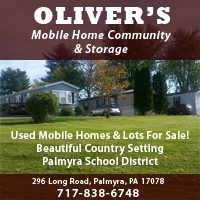 Oliver's Mobile Home Community & Storage