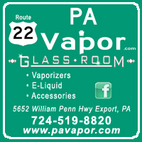 PA Vapor & Glass Room