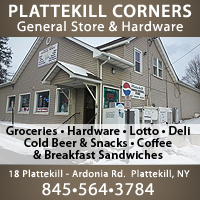 Plattekill Corners General Store & Hardware