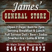 James' General Store