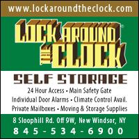Lock Around The Clock Self Storage