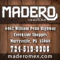 Madero Cantina Mexican Restaurant