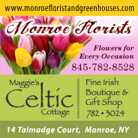 Monroe Florist & Maggie's Celtic Cottage