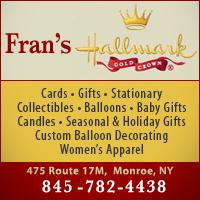 Fran's Hallmark