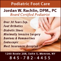 Jordan W. Rachlin, D.P.M., P.C. Podiatry and Podiatric Surgery