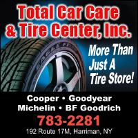 Total Car Care & Tire Center, Inc.