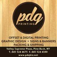 PDQ Printing of Pine Bush, NY
