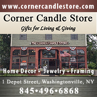 Corner Candle Store