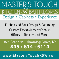Kitchen & Bath Design-Cabinetry Blooming Grove NY | Master\'s Touch ...