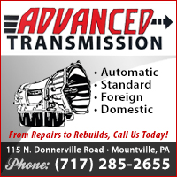 Transmissions & Transmission Repair in Lancaster, PA Area-Advanced Transmission