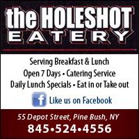 The Holeshot Eatery