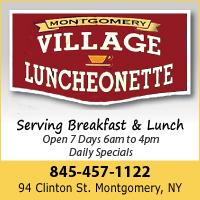 Montgomery Village Luncheonette