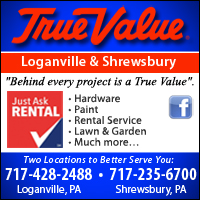 True Value Shrewsbury & Loganville