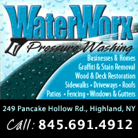Water Worx Pressure Washing