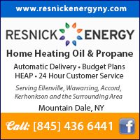 Home Heating Oil-Resnick Energy in Mountain Dale, NY
