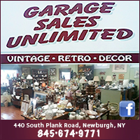 Second Hand Thrift Store-Garage Sales Unlimited in Walden NY