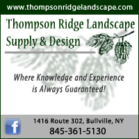 Thompson Ridge Landscape Supply & Design