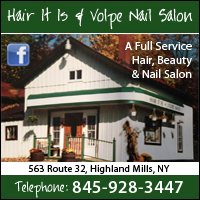 Hair It Is & Volpe Nails