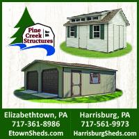 Pine Creek Structures Harrisburg