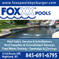 Foxx Pools By Charles Burger