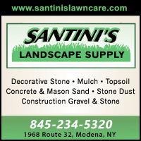 Santini's Landscape Supply