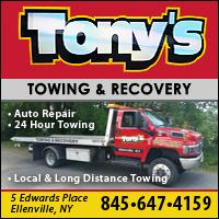 Tony's Towing