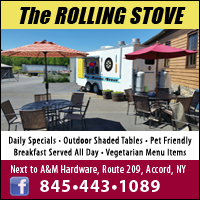 The Rolling Stove