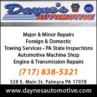 Dayne's Automotive Center