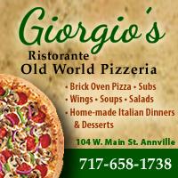 Giorgio's Ristorante Old World Pizzeria