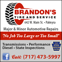 Brandon's Tire And Service