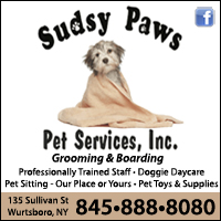 Sudsy Paws Pet Services, Inc.