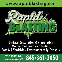 Rapid Blasting