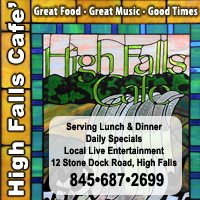 High Falls Cafe