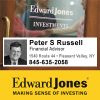 Edward Jones - Financial Advisor: Peter S. Russell
