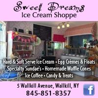 Sweet Dreams Ice Cream Shoppe