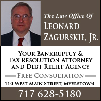 Law Office of Leonard Zagurskie, Jr.