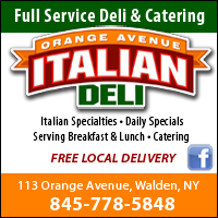 Orange Avenue Italian Deli
