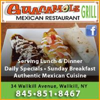 Guacamole Grill Mexican Restaurant