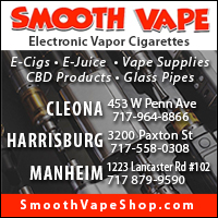 Vape Shop-E-Cigarettes in Lebanon, PA Area-Smooth Vape in Cleona, PA