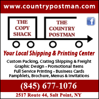 The Country Postman - The Copy Shack