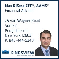 Maximus DiSesa, CFP, AAMS - Kingsview Asset Management