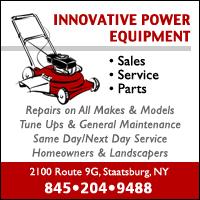 Innovative Power Equipment
