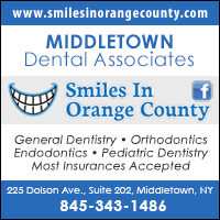 Dentists-Oral Surgeons-Pediatric Dentists in Middletown, NY-Middletown Dental Associates