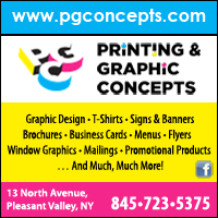 Printing & Graphic Concepts