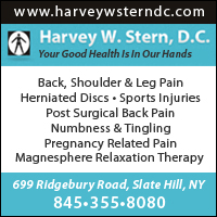Harvey W. Stern, D.C.