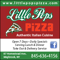 Little Pops Pizza